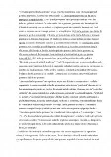 Politica lingvistica a Germaniei - Pagina 3
