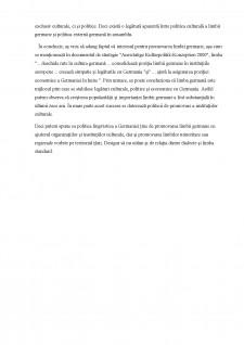 Politica lingvistica a Germaniei - Pagina 4