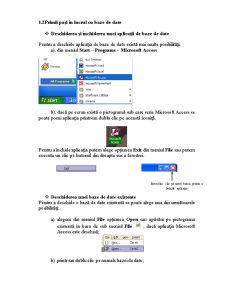 Baze de Date - Microsoft Access - Pagina 3