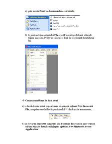 Baze de Date - Microsoft Access - Pagina 5