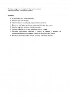 Asamblare și ambalare - Pagina 3