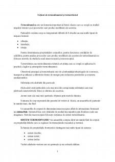 Noțiuni de termodinamică și termotehnică - Pagina 1