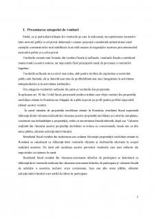 Venituri curente - Venituri nefiscale - Venituri din proprietate - Pagina 2
