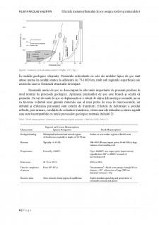Efectele metamorfismului de șoc asupra rocilor și mineralelor - Pagina 4