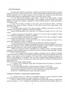 Dreptul UE - Înființarea cronologică - Pagina 4