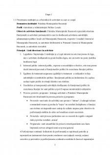 Primăria Municipiului București - Pagina 1