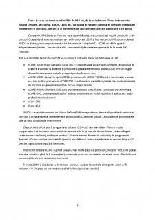 Procesoare digitale de semnal - Pagina 2