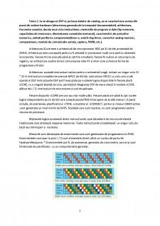 Procesoare digitale de semnal - Pagina 3