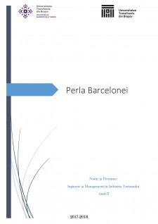 Perla Barcelonei - Pagina 1