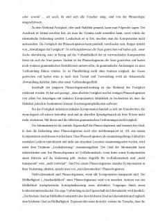 Phraseologismen und ihre Besonderheiten - Pagina 2