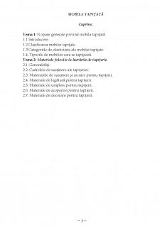 Mobila tapițată - Pagina 1