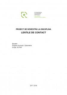 Lentile de contact - Pagina 1