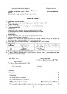 Lentile de contact - Pagina 2