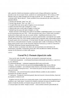 Tehnici de lucru specializate (Radio) - Pagina 3