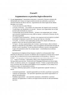 Tehnici de argumentare - Pagina 1