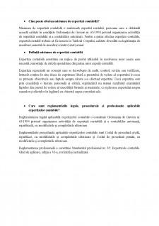 Expertiza contabila - CECCAR - Pagina 1