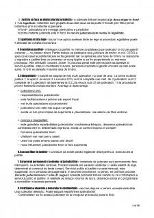 Organizarea și etica profesiilor juridice - Pagina 2