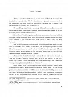 Cultul Maicii Domnului în Vechiul și Noul Testament - Pagina 4