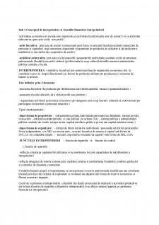Gestiune financiara - Pagina 1