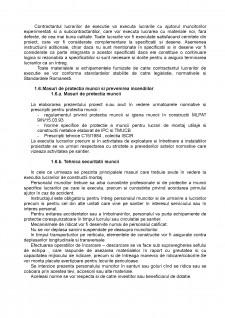 Caiet de sarcini pentru executarea lucrarilor de arhitectura - Pagina 4