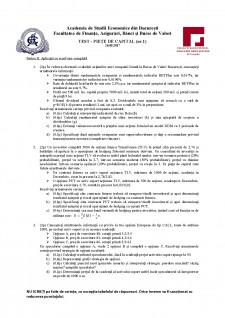 Test - piețe de capital nr 1 - Pagina 3