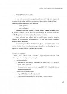 Analiza și proiectarea sistemelor informatice - Gestiunea unui magazin de haine - Pagina 3