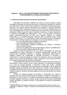 Analiză economico-financiară aprofundată - Pagina 4