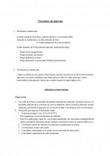 Procedura de jucata - Etapa scrisa - Pagina 1