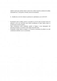 Procedura de jucata - Etapa scrisa - Pagina 4