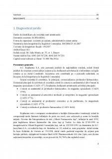 Diagnosticul întreprinderii SC Ropharma SA - Pagina 3