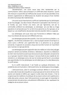 Le conflit interculturel et l'ethnocentrisme - Pagina 2