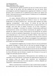 Le conflit interculturel et l'ethnocentrisme - Pagina 3