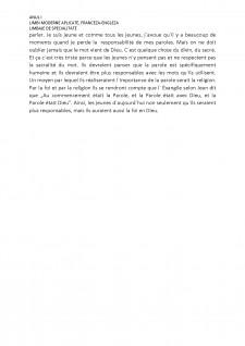 Est-ce qu'on est toujours responsable - Pagina 4