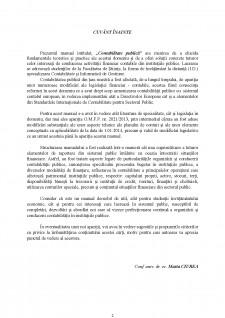 Contabilitate publică - Pagina 2