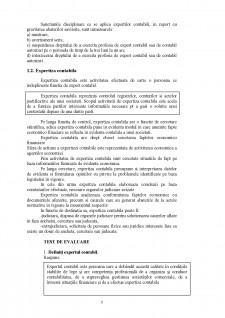Expertiză contabilă și consultanță fiscală - Pagina 5