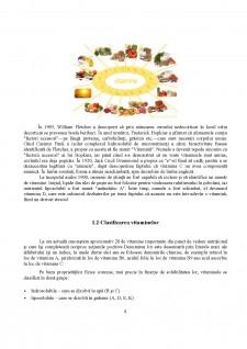Importanța vitaminelor în organism - Pagina 5