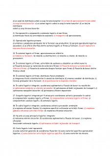 Grile logistica și distibuția mărfurilor - Pagina 2