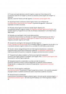 Grile logistica și distibuția mărfurilor - Pagina 3