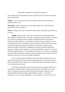 Tehnici de negociere în afaceri - set curs - Pagina 5