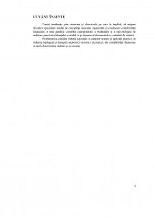 Contabilitate financiară I - Pagina 4