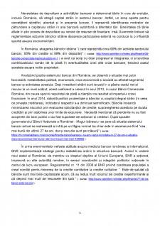 Bancile autohtone versus bancile cu capital strain - binecuvantare sau blestem - Pagina 3