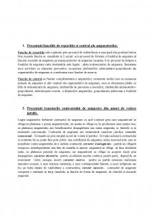 Asigurări și reasigurări - Pagina 1