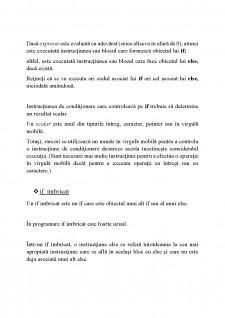 Limbaj de programare C - Lab nr 1 - Pagina 5