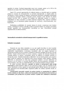 Introducere în sectorul industriei călătoriilor - Pagina 4