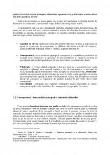 Introducere în sectorul industriei călătoriilor - Pagina 5