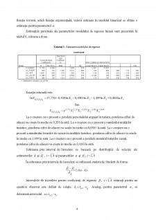 Econometrie - Regresie simplă și multiplă - Pagina 4