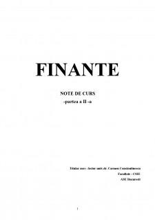 Finante - Pagina 1