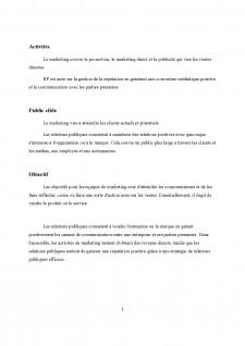 Marketing contre PR - Pagina 2