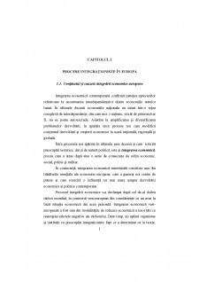 Economie europeană - Pagina 1