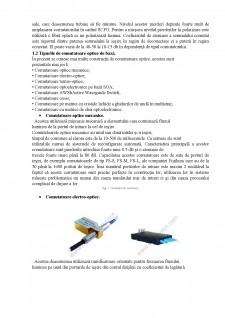 Studiul comutatorilor optici - Comutatori pe baza sincronizării modelor și calculul unui traseu de comunicații prin fibră optică - Pagina 4